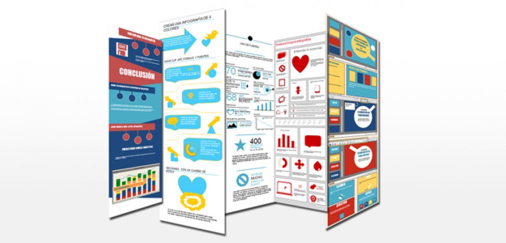 5 plantillas infografias