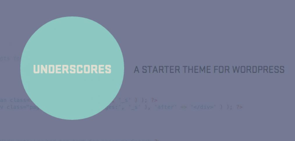Underscores   Tema Wordpress