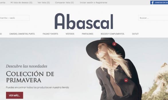 Desarrollo de Tienda Online, Abascal