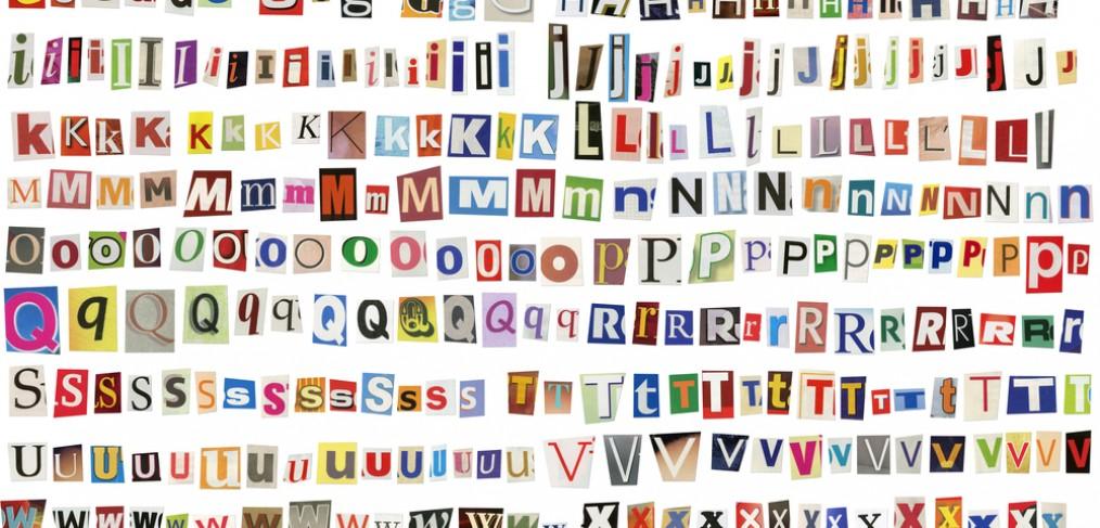 tipografia y diseño