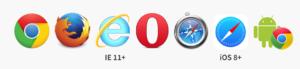 web navegador